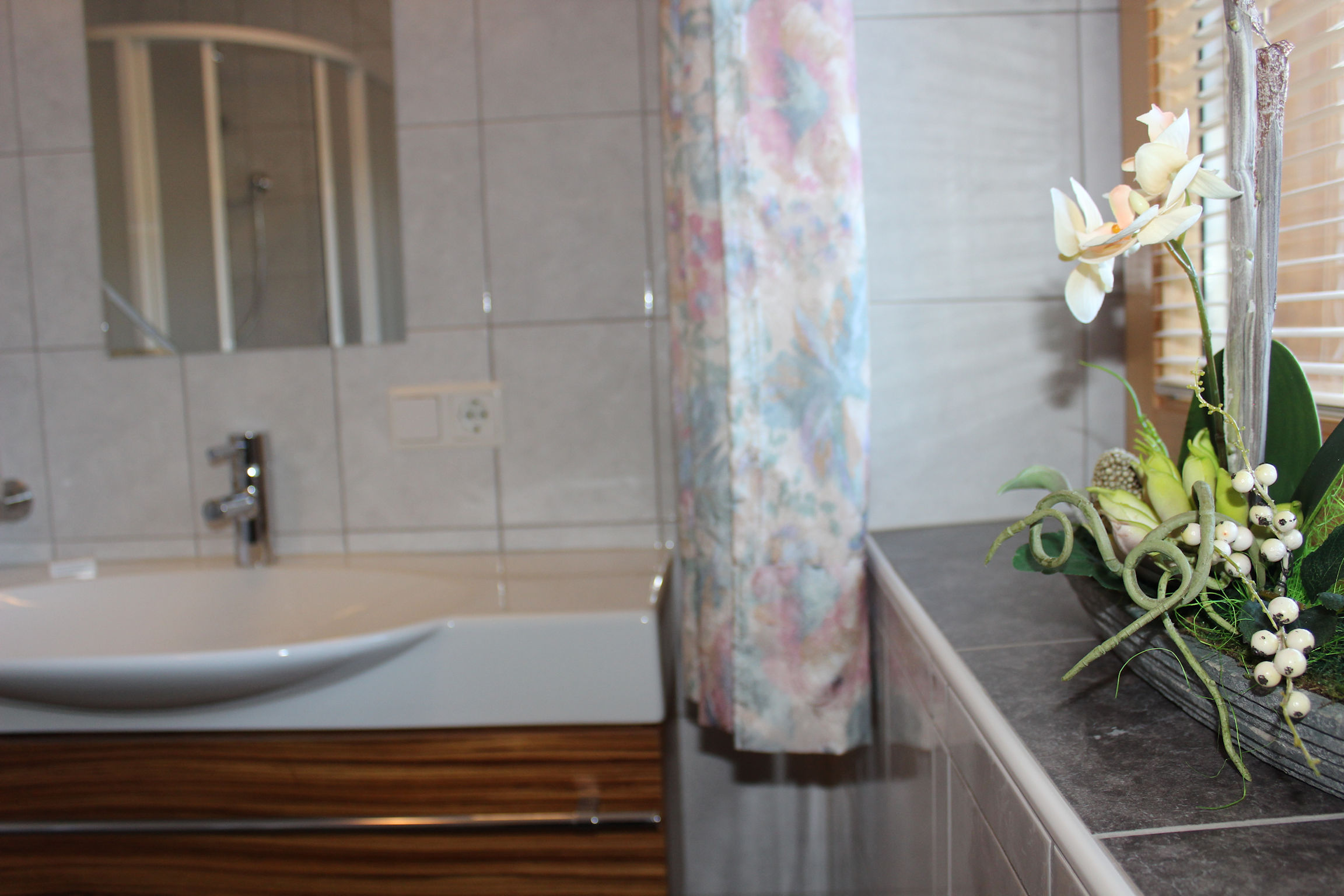 Liebevoll eingerichtetes Apartment