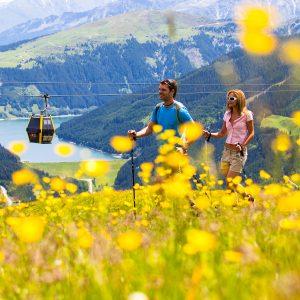 Zahlreiche Ausflugsziele im Zillertal